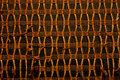 Old Loudspeaker Fabric Pattern Stock Images