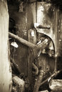Old machinery Royalty Free Stock Images