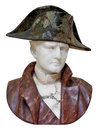 Picture : Old marble bust of Napoleon hills antique ferdinand