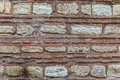 The old masonry walls Royalty Free Stock Photo