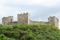 Old medieval fortress Ram Royalty Free Stock Images
