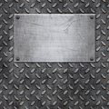 Old metal background texture Royalty Free Stock Photography