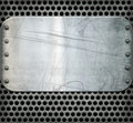 Old metal background texture Royalty Free Stock Image