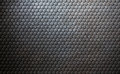 Old metal honeycomb background Royalty Free Stock Photo