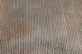 Old metal net seamless texture background Royalty Free Stock Photo