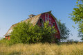Old Missouri Barn Royalty Free Stock Photography