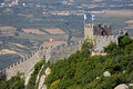 Old Moorish castle Royalty Free Stock Image