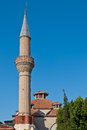 Old mosque in Antalya Royalty Free Stock Photography