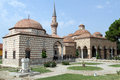Old mosque city iznik turkey Royalty Free Stock Photo