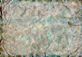 Old Mouldy Paper or Parchment Royalty Free Stock Image