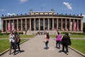 The old museum altes museum on the museum island in berlin germany mai today showcasing its permanent exhibition Stock Images