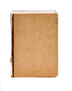 Old notebook cover Royalty Free Stock Photo