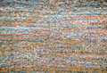 Old orange and blue mosaic tile background Royalty Free Stock Photo