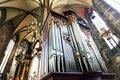 Old Organ Royalty Free Stock Photo