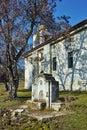 Old Orthodox church near The grave of Yane Sandanski near Rozhen Monastery, Bulgaria