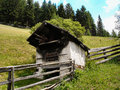 An old oven in South Tyrol Royalty Free Stock Photo