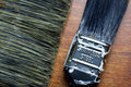 Old paintbrush Royalty Free Stock Image