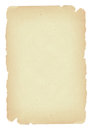 Old paper from the collection of retro backgrounds Royalty Free Stock Photography
