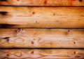 Old pine boards Stock Image