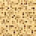 Old pixels abstract decorative texture seamless pattern illustration Royalty Free Stock Photo