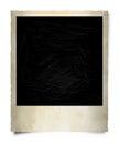 Old Polaroid Frame Royalty Free Stock Photo