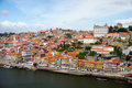 Old Porto city centre, Portugal Royalty Free Stock Images