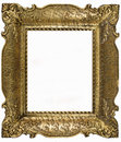 Old portrait frame Royalty Free Stock Image