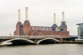 Old power station battersea london uk Royalty Free Stock Photos