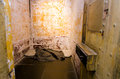 Old prison cell Royalty Free Stock Photo