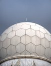 Old radar station Teufelsberg Royalty Free Stock Images