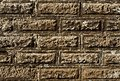 Old rectangular wall background or texture concrete Royalty Free Stock Images