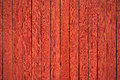Old red grunge wood panels used as background Royalty Free Stock Photos