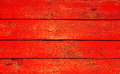 Old, red grunge wood Royalty Free Stock Photo