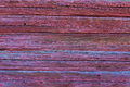 Old red log background wall Royalty Free Stock Photography