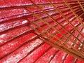 Old umbrella Royalty Free Stock Photo