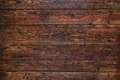 Old red wood background rustic wooden surface with copy space Royalty Free Stock Images