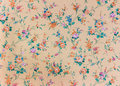 Old Retro Floral Wallpaper, Ba...