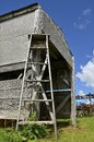 Old Rickety Step Ladder