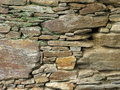 Old Rock Wall Royalty Free Stock Photo