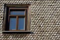 Old roof. Germany Royalty Free Stock Photo