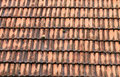 Old roof tile an image Stock Image