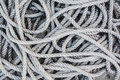 Old rope texture Royalty Free Stock Photo