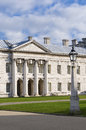 Old royal naval college london in greenwich is listed as unesco world heritage Stock Images