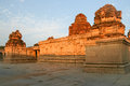 Old ruins in hampi india Royalty Free Stock Photography
