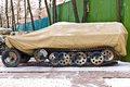 Old Russia Military Armored Pe...