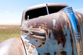 Old rusted car Royalty Free Stock Photo