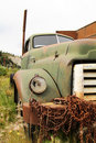 Old rusted truck Royalty Free Stock Photos