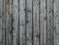 Old rustic dark wood texture faded Stock Image