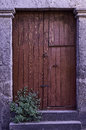 Old rustic door Royalty Free Stock Photo