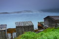 Old Rustic Huts